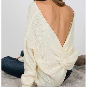 The Alyssa Sweater